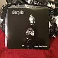 Sargeist - Tape / Vinyl / CD / Recording etc - Sargeist Satanic Black Devotion Picture LP Lim. 100