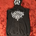 Archgoat Sleeveless Hoodie Hooded Top