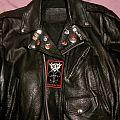 Boring Leather Battle Jacket