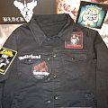 No money for backpatch nor pins jacket