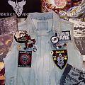 Uptade on Denim Sleeveless Jacket