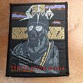 Sodom persecution mania 1990 official vintage patch