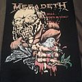 megadeath peace sells backpatch 1987