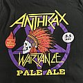Anthrax, Tour Shirt, World Tour, 2018