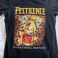 Shirt, Pestilence, Consuming Impulse, not a tour shirt