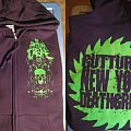 The Partisan Turbine   Hooded Top