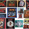 AC/DC *Wanted* Patch