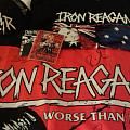Iron Reagan Haul TShirt or Longsleeve