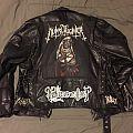Leather Battle Jacket