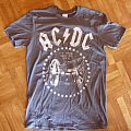 AC/DC, 'Rock Or Bust' original 2015 shirt for the London' show