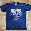 AC/DC, 'Rock Or Bust' original 2015 World tour shirt