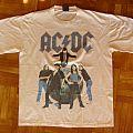AC/DC, 'Ballbreaker' original 1996 US tour shirt