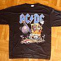 AC/DC, 'Ballbreaker' original 1996 World tour shirt