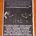 Necros Christos - Other Collectable - Tornado Magazine - #6 - Fanzine