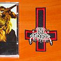 NunSlaughter - Inverted Cross - Patch
