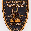 Bathory - Hordes Hell Club - Patch