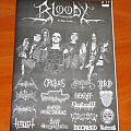 Bloody Zine - #17 - Fanzine
