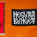 Negură Bunget - Logo - Patch