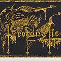 Profanatica - Logo - Woven Patch