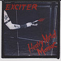 Exciter - Patch - Exciter - Heavy Metal Maniac - Textile Patch