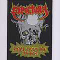 Sepultura - Patch - Sepultura - Death From The Jungle - Patch