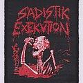 Sadistik Exekution - Patch - Sadistik Exekution - 1986 Design - Patch