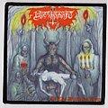 Demonomancy / Witchcraft - Patch ['Die Hard' split LP edition]