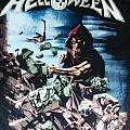 Helloween Walls of Jericho shirt