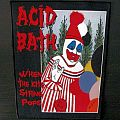 ACID BATH - When the Kite String Pops -- Backpatch
