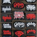 Embroidered Patches pt.3