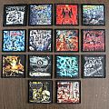 Suffocation - Patch - SUFFOCATION printed patches