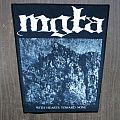Mgła - Patch - MGŁA - With Hearts Toward None -- Backpatch