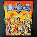 Bolt Thrower - Patch - BOLT THROWER - War Master --- Backpatch