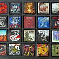 Various Patches printed size 10x10cm = 4x4 inches
