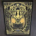 UFOMAMMUT - ORO Opus Alter --- New Backpatch Back Patch