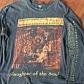 At The Gates - Slaughter of the Soul 1995 Tour Longsleeve TShirt or Longsleeve