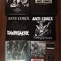 Anti Cimex ‎- Swedish Hardcore 1986-1993 Boxset Tape / Vinyl / CD / Recording etc