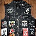 Metalpunk Deathswagger Battle Jacket