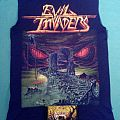 Evil Invaders - Pulses Of Pleasure T-shirt/Evil Invaders CD