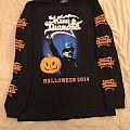 King Diamond - TShirt or Longsleeve - King Diamond '14 Halloween In Concert Tour Longsleeve