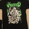 Aborted - TShirt or Longsleeve - Aborted '15 Extirpating North America Tour Shirt