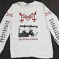 Mayhem - TShirt or Longsleeve - Mayhem - Deathcrush