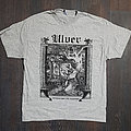 Ulver - TShirt or Longsleeve - Ulver - Nothing But the Gallows (Grey)