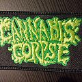 Cannabis Corpse - Patch - Cannabis Corpse