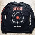 Deicide Legion US Tour LS - Blue Grape 1992