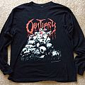 Obituary Cause of Death LS 1991 TShirt or Longsleeve
