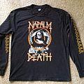 Napalm Death - Life? Longsleeve 1988 Earache  TShirt or Longsleeve