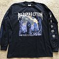 Resurrection - Embalmed Existence LS 1993 Nuclear Blast America version TShirt or Longsleeve