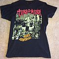 Terrorizer - TShirt or Longsleeve - Terrorizer World Downfall shirt Earache 1990 (sold)