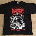 Marduk - TShirt or Longsleeve - Marduk Opus Nocturne TShirt 1994